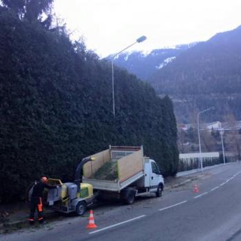 Espaces verts Saint-Jean-de-Maurienne